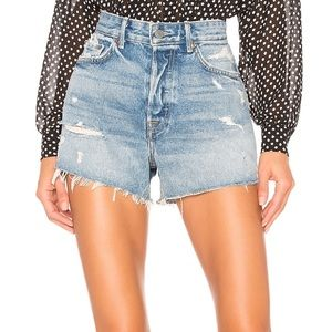 GRLFRND Helena High Waisted Shorts